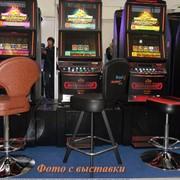 Стулья для игровых залов SPDS Group, мебель индустрии развлечений фото
