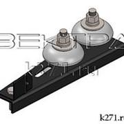 Троллеедержатель К-267А фото
