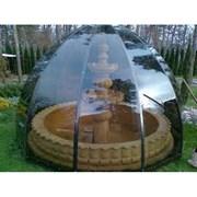 Монолитный (литой) поликарбонат. Резка в размер. фото