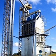 Зерносушилка колонкового типа ASTRA фото