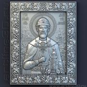Икона Святого благоверного князя Дмитрия Донского