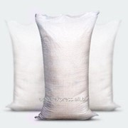 Мешок полипропиленовый и ламинированный с/лого-белый арт. 001-170 фото