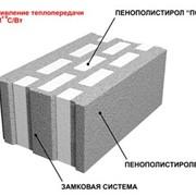 Пенополистиролбетонные блоки фото