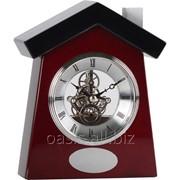 Часы настольные Домик фото