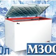 Морозильный ларь (сундук) с глухой крышкой Juka M300Z фото