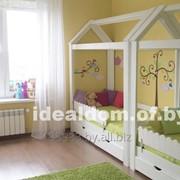 Кровати деревянные под заказ фото