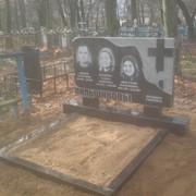 Памятник горизонтальный Гомель Беларусь фото