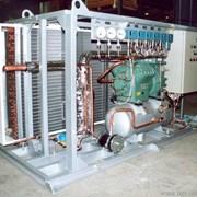 Судовое рефрижераторное и холодильное оборудование фото