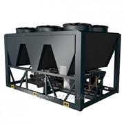 Агрегат воздухоохлаждаемый для зданий фото