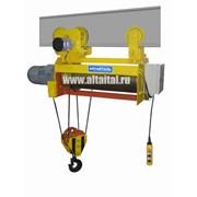 Таль электрическая канатная Т 500, г/п 5 тн фото