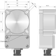 Фланцевые индуктивные бесконтактные выключатели ВБИ-Ф60-40К-2113-З фото