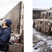 Вывоз бытового мусора (ТБО) фото