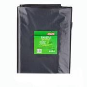 Пакеты для мусора, ВД, 160л, Attache , 90х120, 65мкм, черные, 10шт/уп фото