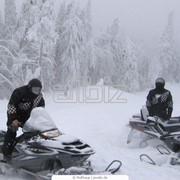 Снегоходы фото