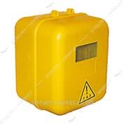 Газ-кейс пластик под газовый счетчик (250*200*200) №012262 фото