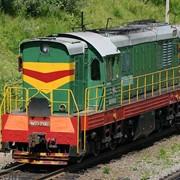 Перевозка грузов железными дорогами фото
