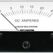 Амперметр аналоговый 5а без шкалы, на din рейку, подключение SCHN_16030 фото