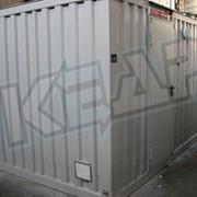 """Блок-контейнеры """"Полюс"""" фото"""