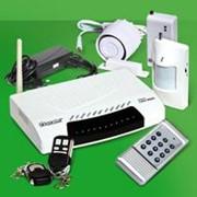 Беспроводные GSM сигнализации фото