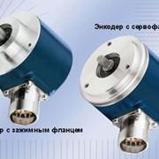 Инкрементальные энкодеры Baumer IVO фото