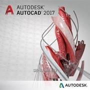 AutoCAD 2017 (временная лицензия на 1 год) фото