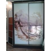 Художественная живопись на стекле и зеркале фото