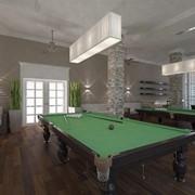 Дизайн интерьера бильярдных и ночных клубов в Крыму