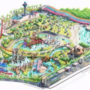 Проектирование парков развлечений фото