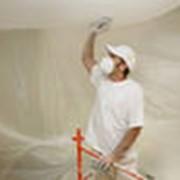 Выравнивание потолков, многоуровневые потолки любой конфигурации, покраска. фото