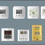Терморегуляторы для теплых полов фото