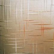 Стекло узорчатое матированное Лабиринт фото