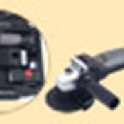 Аккумуляторная углошлифовальная машинка (болгарка) фото