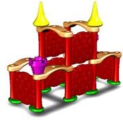 Крупногабаритные многофункциональный детский конструктор фото