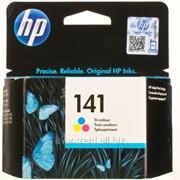 Картридж HP 141 фото