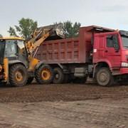 Вывоз грунта в Раменском фото