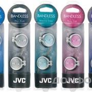 Наушники JVC HA-E63 клипсы фото