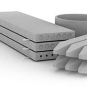 Железобетонные изделия (ЖБИ) с доставкой по СПб и ЛО фото