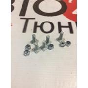 Крепежные элементы для сабли на капот Лада Приора SE фото