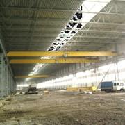 Монтаж и ремонт подкранового пути мостовых кранов фото