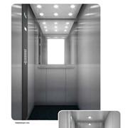 Кабина отдела для лифта фото