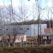Очистные сооружения канализации в г. Кинешме Ивановской области. фото