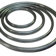 Прокладки стальные овального и восьмиугольного сечения для задвижек и клапанов Ду15 - Ду400 фото