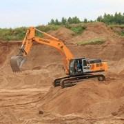 Песок в Пушкино Московской области фото