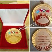 Медали на заказ, изготовление медалей, наград, орденов, знаков отличия фото