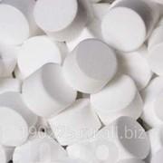 Таблетированная соль фото