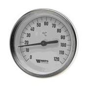 Термометр F+R801 OR 80mm Watts 03.02.062 биметаллический фото