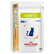 Diabetic cat Royal Canin корм, Пауч, 0,100*12кг фото