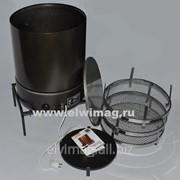 Электрокоптильня комбинированная универсальная Элвин ЭКУ-КОМБИ фото