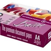Бумага офисная Ballet Premier А4