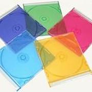 Box CD - 1 x Slim прозрачный фото